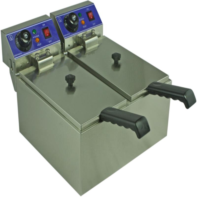 prăjitor electric două rezervor