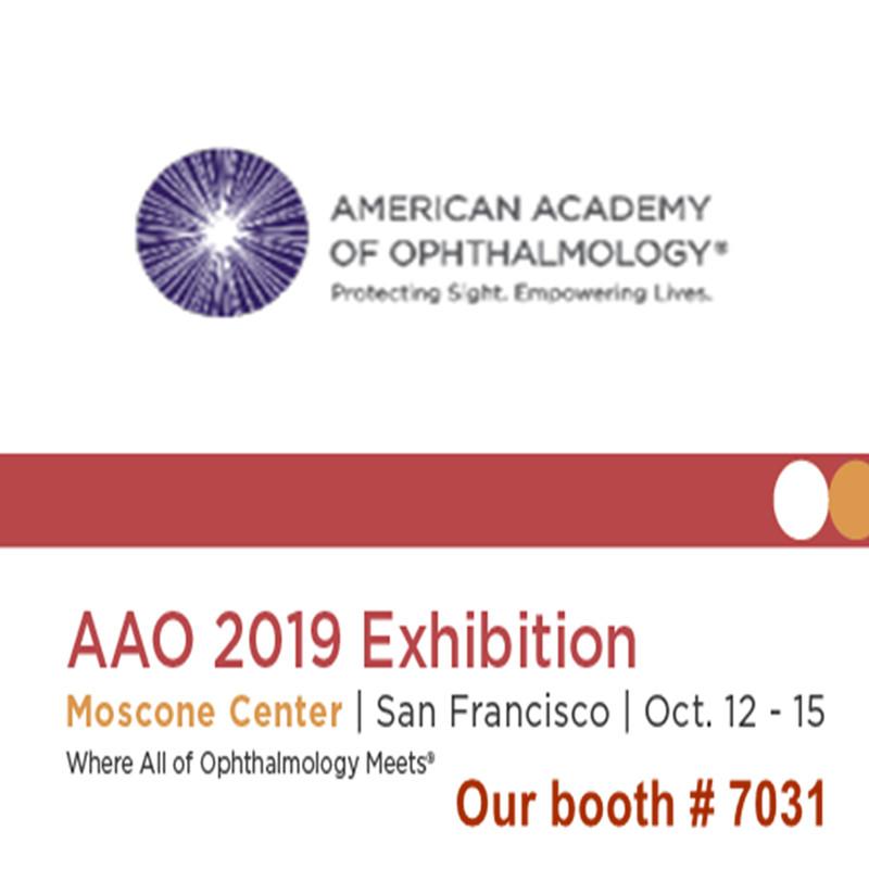 Bine ați venit să ne vizitați la Expoziția AAO 2019