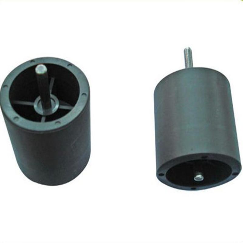 Magnet de plastic cu injecție multi-polară, personalizat, cu fixare permanentă, din ferit NdFeB