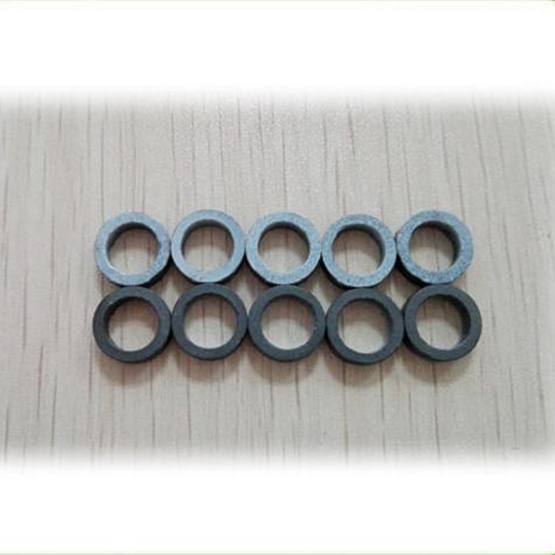 Magnet din ferită cu inel din preț ieftin pentru difuzor