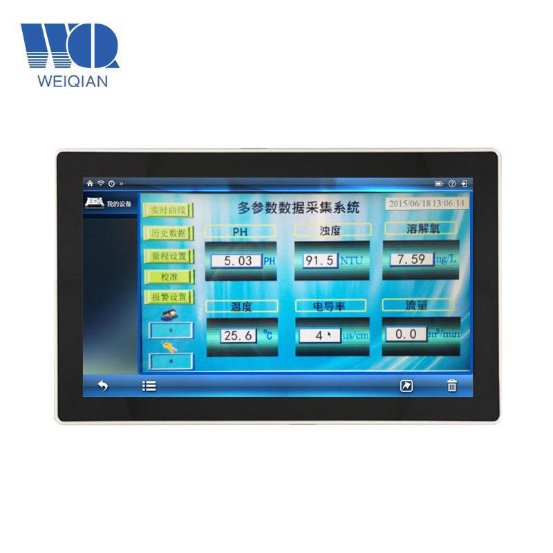 15.6 inch Android Qresistance Touch Screen pentru fabricarea PC-ului industrial cu ecran tactil