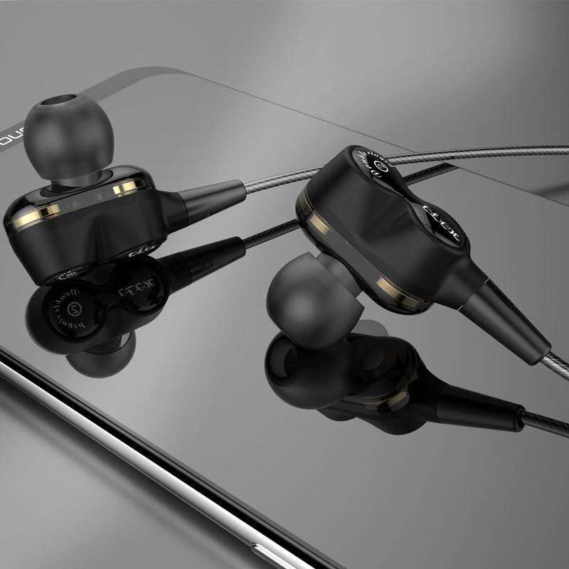Noul Driver Dual Driver Bun Bass Stereo Deep Bass stereo cu căști OE18 OE18