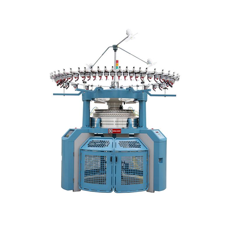 Mașină de tricotat circular