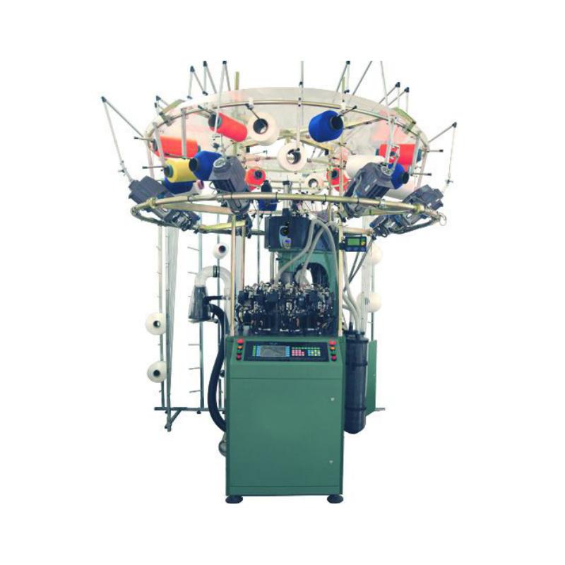 Mașină de tricotat fără lenjerie computerizată