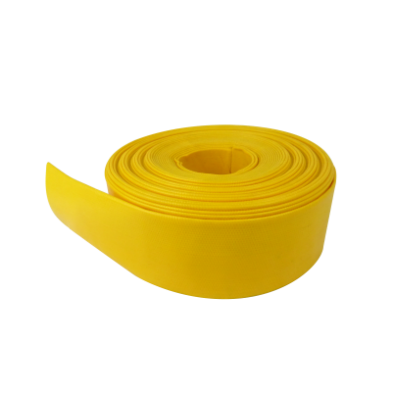 Vânzare fierbinte 2019 Irigare colorată agricolă 1-8 inci din PVC tub de pompă de apă din tub de layflat