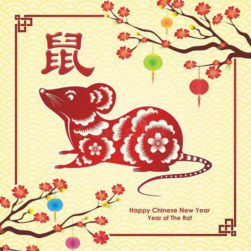 La multi ani de Anul Nou Chinezesc!